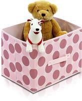 Furinno Pink Dots Fabric Organizer