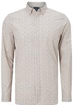 John Lewis Feather Print Shirt
