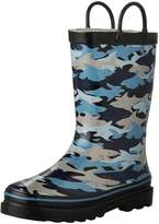 Western Chief Shark Chomp Waterproof Rain Boot