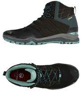 The North Face W ULTRA FASTPACK II MID GTX GORETEX, VIBRAM MEGAGRIP, FLASHDRY, STABILIZZATORE CRADLE High-tops & sneakers