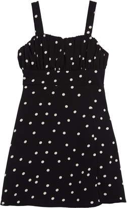 Trixxi Emma Polka Dot Dress