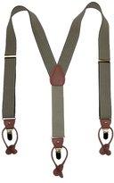 Geoffrey Beene Men's Vertical Stripe Suspender