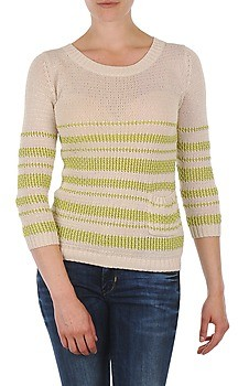 Marc O'Polo ESTER women's Sweater in Yellow
