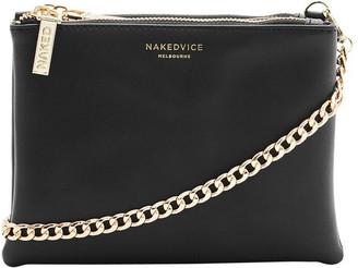 Nakedvice NVAW19SB-04 Naomi Zip Top Shoulder Bag
