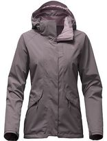 The North Face Boundary Triclimate Hooded Jacket - Women's Rabbit Grey L