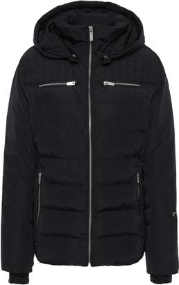 Fusalp Zip-detailed Quilted Shell Hooded Down Jacket