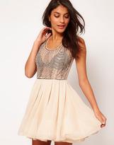 TFNC Deco Prom Dress with Embellishment