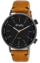 Simplify Men's The 3300 Quartz Watch