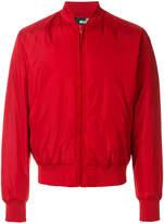 Love Moschino logo embroidery bomber jacket