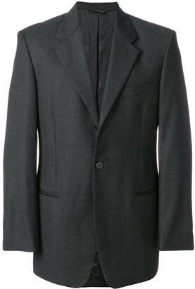 Versace Pre Owned Classic Blazer Jacket