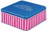 Elite Gift Boxes Happy Jackson Square Tin Shamless Bribes for Children