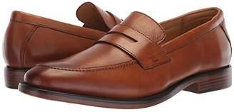 Dockers Harmon (Butterscotch Burnished Polished Full Grain) Men's Slip on Shoes