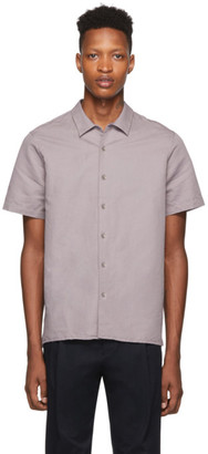 Paul Smith Purple Casual Short Sleeve Shirt