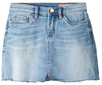 Blank NYC Kids Birthday Wish Skirts in Blue (Big Kids) (Blue) Girl's Skirt