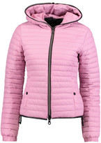 Duvetica Sosandra Hooded Quilted Shell Jacket