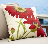 Poppy Outdoor Pillow