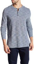 Robert Barakett Trent Long Sleeve Henley