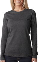 B.ella 6450 Womens Relaxed Jersey Long Sleeve Tee - , 2XL