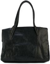Yohji Yamamoto classic tote - unisex - Horse Leather - One Size