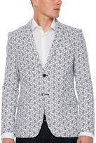 Jf J.Ferrar Slim Fit Floral Sport Coat - Slim