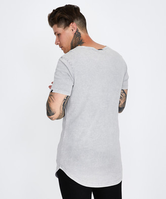 Standard Spire T-Shirt Acid Grey