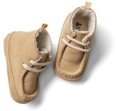 Gap Cozy lace-up moccasins