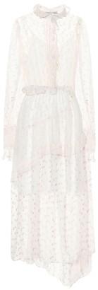 Preen by Thornton Bregazzi Lana floral devore dress
