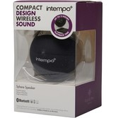 Bluetooth Ball Speaker Black