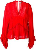 IRO Celena blouse - women - Viscose - 40