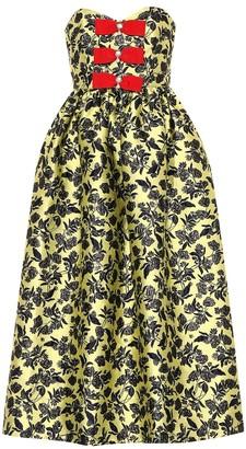 Erdem Brocade dress