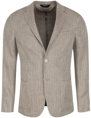 Ermenegildo Zegna Single-breasted Two Button Jacket