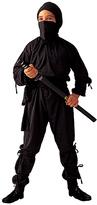 Black Immortal Ninja Dress-Up Set - Kids