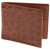 Boconi Crocodile Wallet