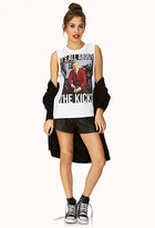 Forever 21 Mister Rogers Muscle Tee