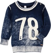 Babyface Faded Graphic Sweater (Baby, Toddler, & Little Boys)