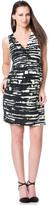 A Pea in the Pod Bcbg Max Azria Printed Maternity Dress