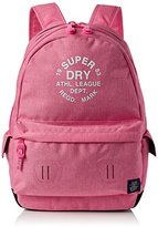 Superdry Athl League Montana, Women's Backpack Handbag, Rosa (Raspberry Pink), 30.0x45.0x13.0 cm (W x H L)
