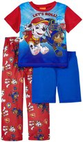 Nickelodeon Let'S Roll 3 Piece Set (Toddler) - Red - 3T