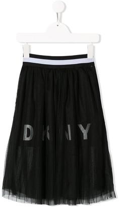 DKNY logo tutu