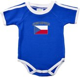 PAM GM Baby Czech Republic soccer bodysuit