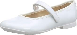 Geox Girl's Plie Patent Shoe