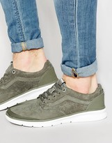 Vans Iso Perf Trainers In Grey V4o4ih6