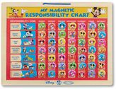 Melissa & Doug Mickey Mouse Clubhouse My Magnetic Responsibility Chart by
