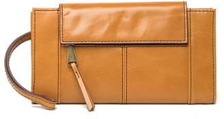 Hobo Pivot Leather Wallet