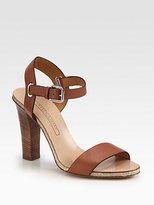 Ralph Lauren Laurissa Leather Sandals
