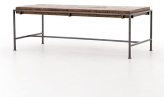 "Pottery Barn Barton 45"" Rectangular Coffee Table"