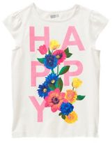 Crazy 8 Happy Floral Tee
