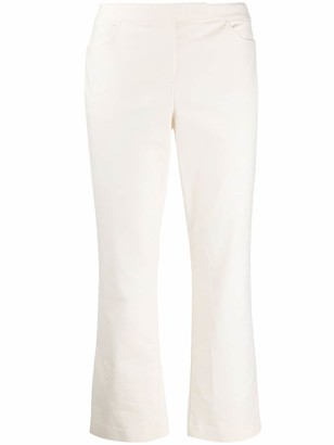 Theory Cropped Length Trousers