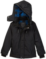 Urban Republic Polyfil Heavyweight Jacket with Detachable Hood (Toddler & Little Boys)