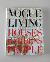 """Horchow Southwest Books """"Vogue Living Houses Gardens People"""" Book"""